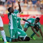 Golden Eaglets Through to Semi Final, Beat Uruguay 2-0