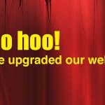 We've upgraded our Website!